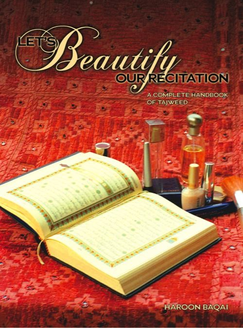 Let's Beautify Our Recitation